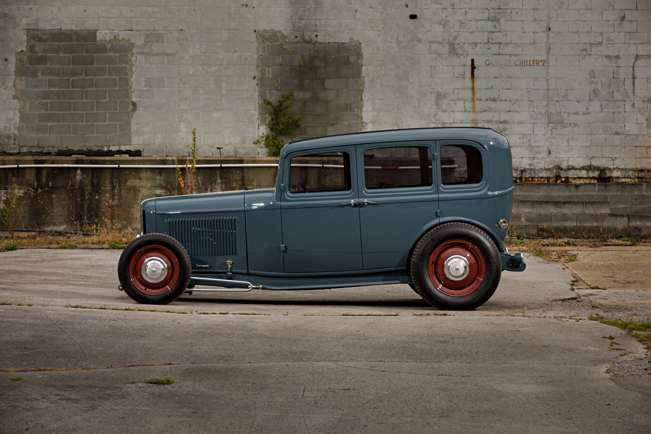 Ford 32 Four Door : Le custom en famille ! 2