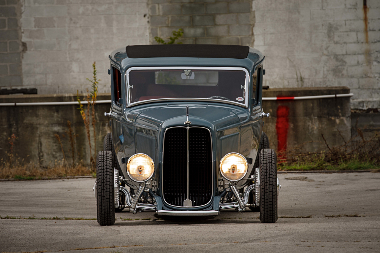 Ford 32 Four Door : Le custom en famille ! 3