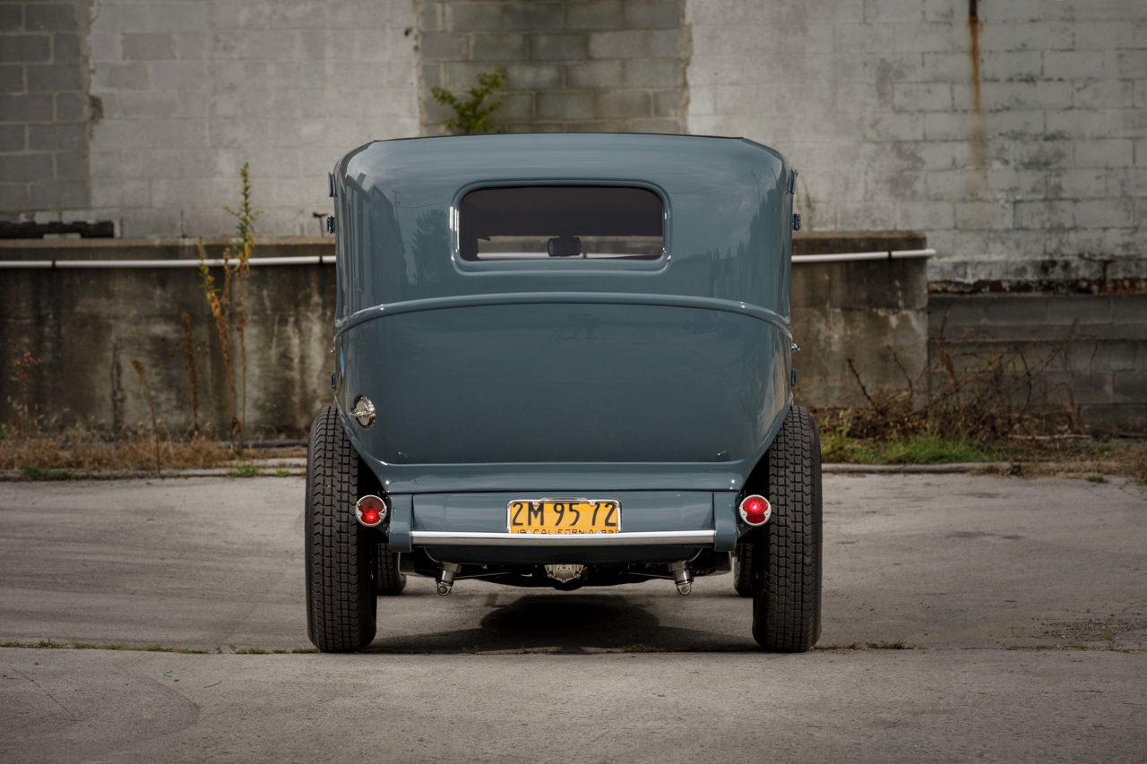 Ford 32 Four Door : Le custom en famille ! 4