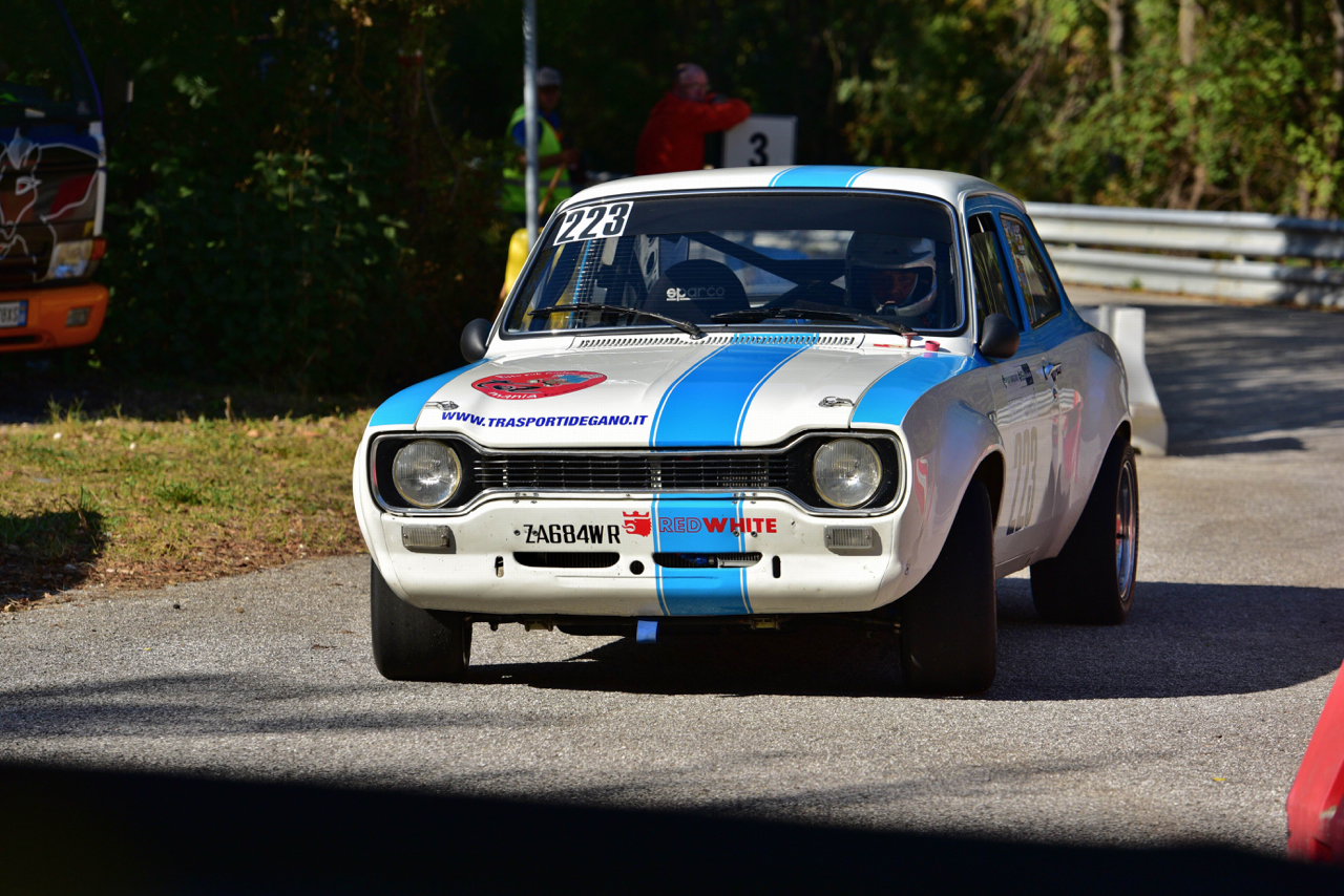 Hillclimb Monster : Ford Escort Mk1 RS2000 - Leçon de twerk ! 22