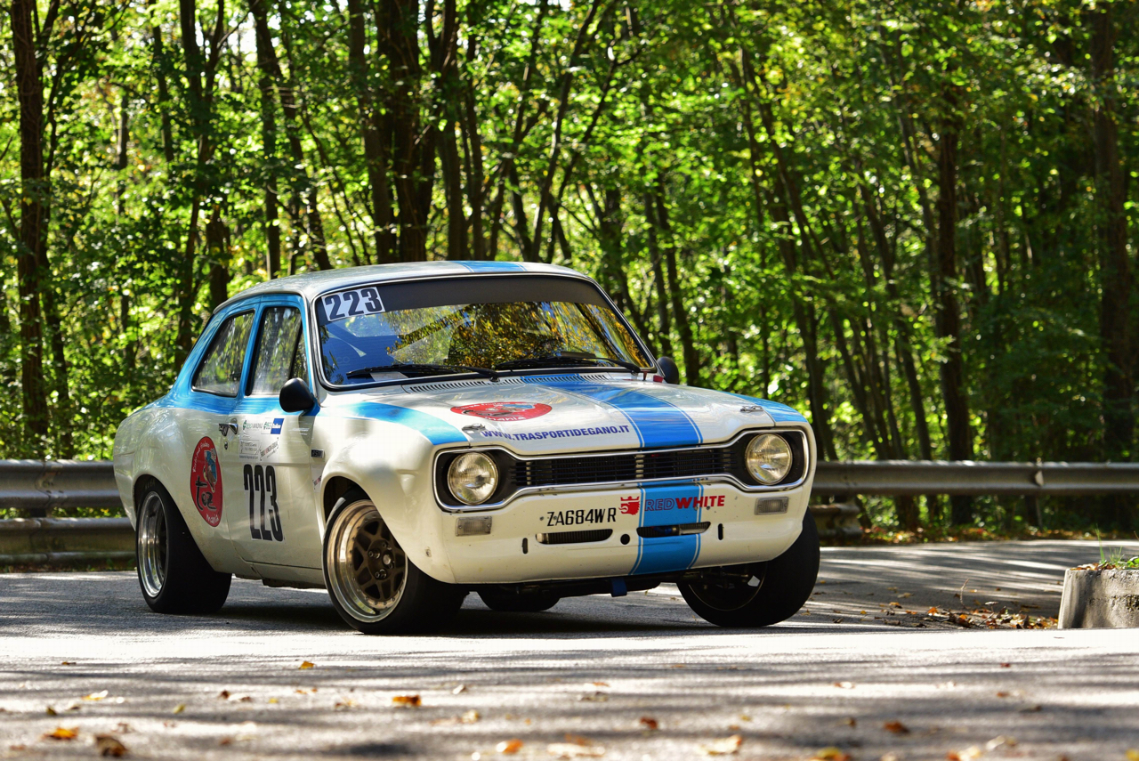 Hillclimb Monster : Ford Escort Mk1 RS2000 - Leçon de twerk ! 20