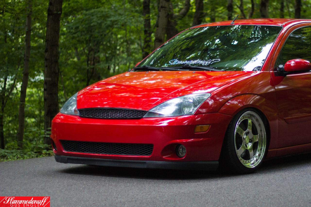 Ford Focus SVT - Pas si mal que ça finalement... 1
