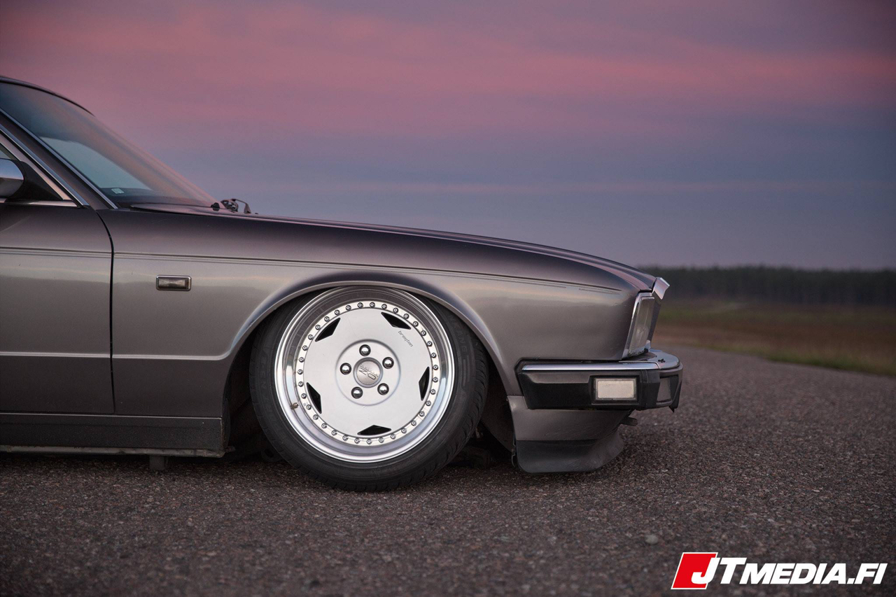Jaguar XJ6 Sovereign - Stance save the Queen ! 28