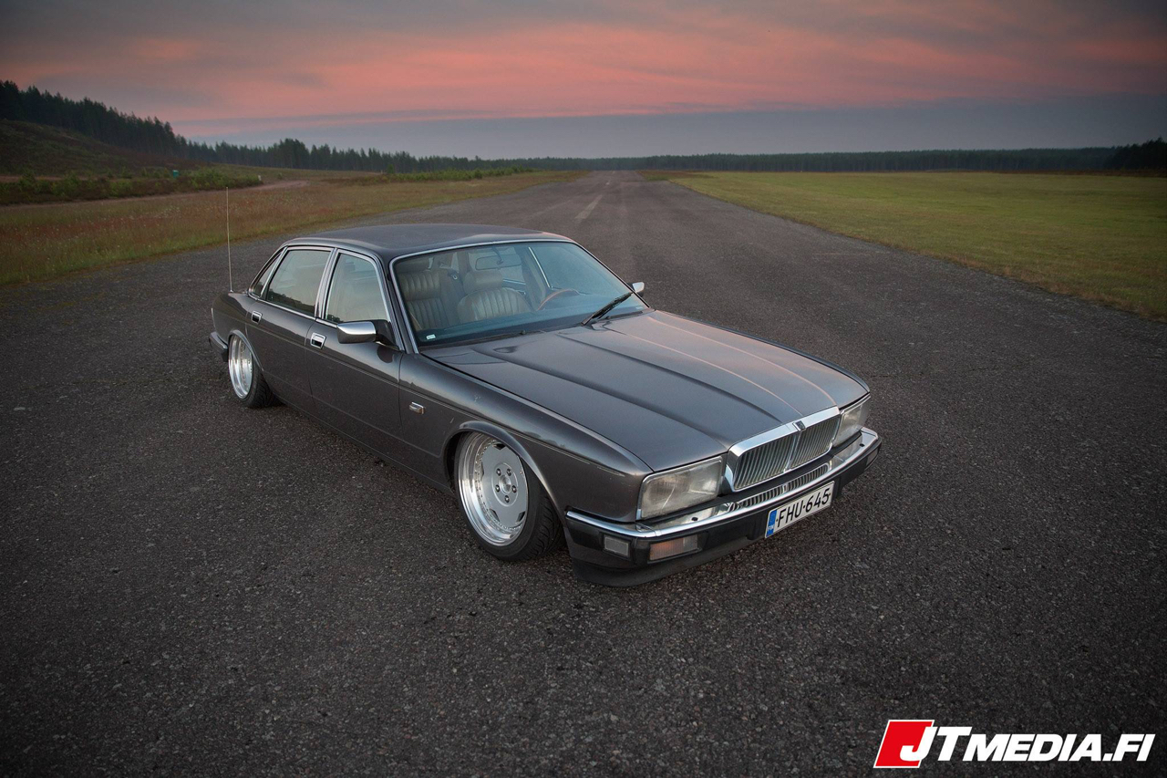 Jaguar XJ6 Sovereign - Stance save the Queen ! 30