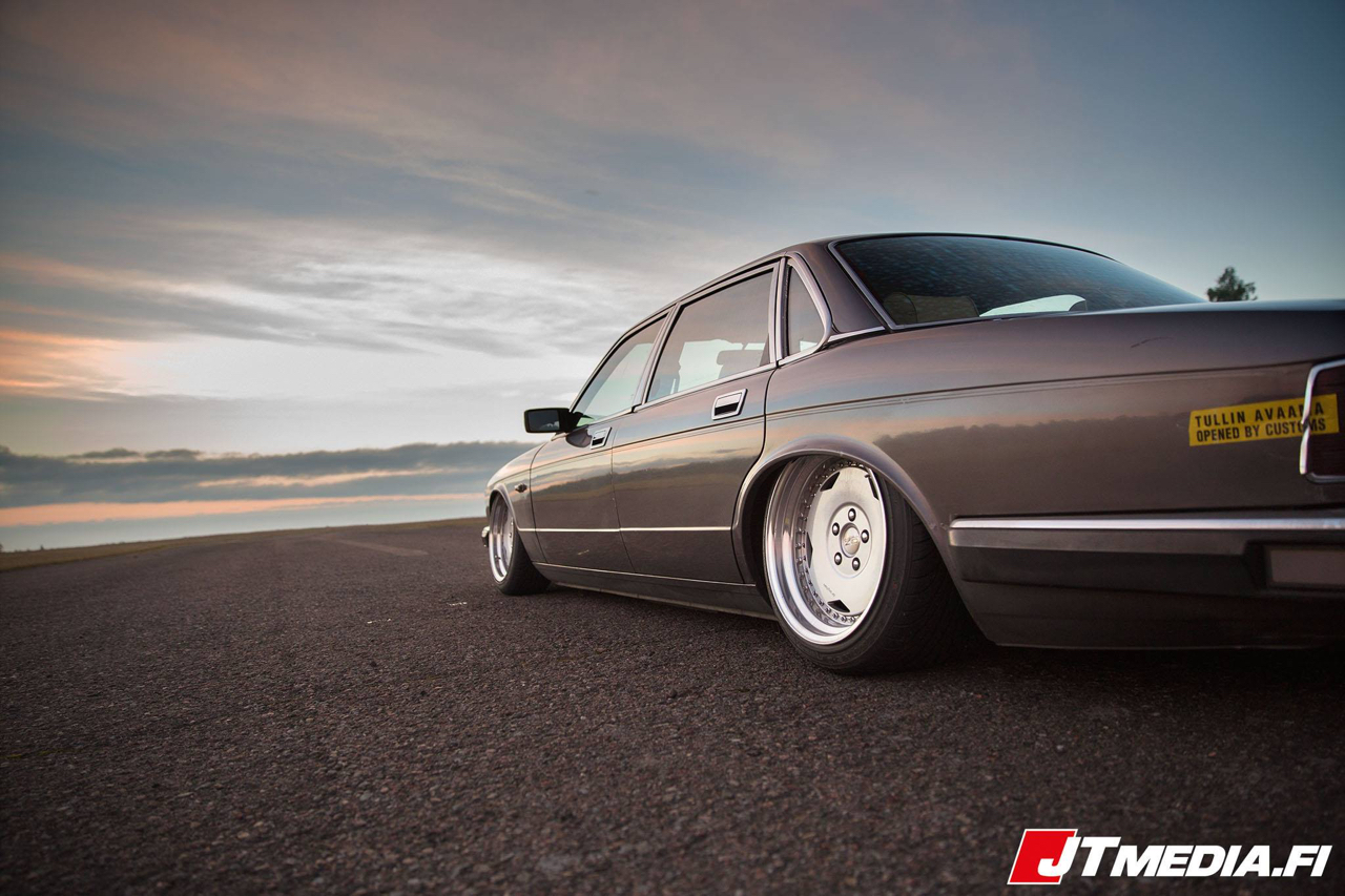 Jaguar XJ6 Sovereign - Stance save the Queen ! 38