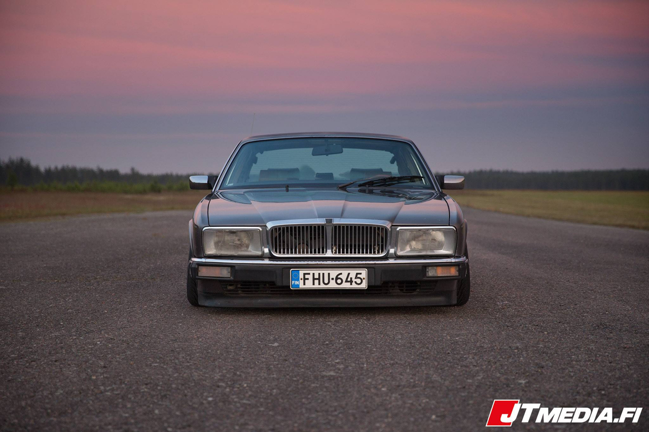 Jaguar XJ6 Sovereign - Stance save the Queen ! 33