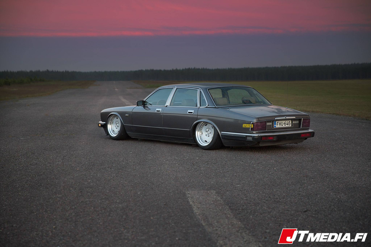 Jaguar XJ6 Sovereign - Stance save the Queen ! 35