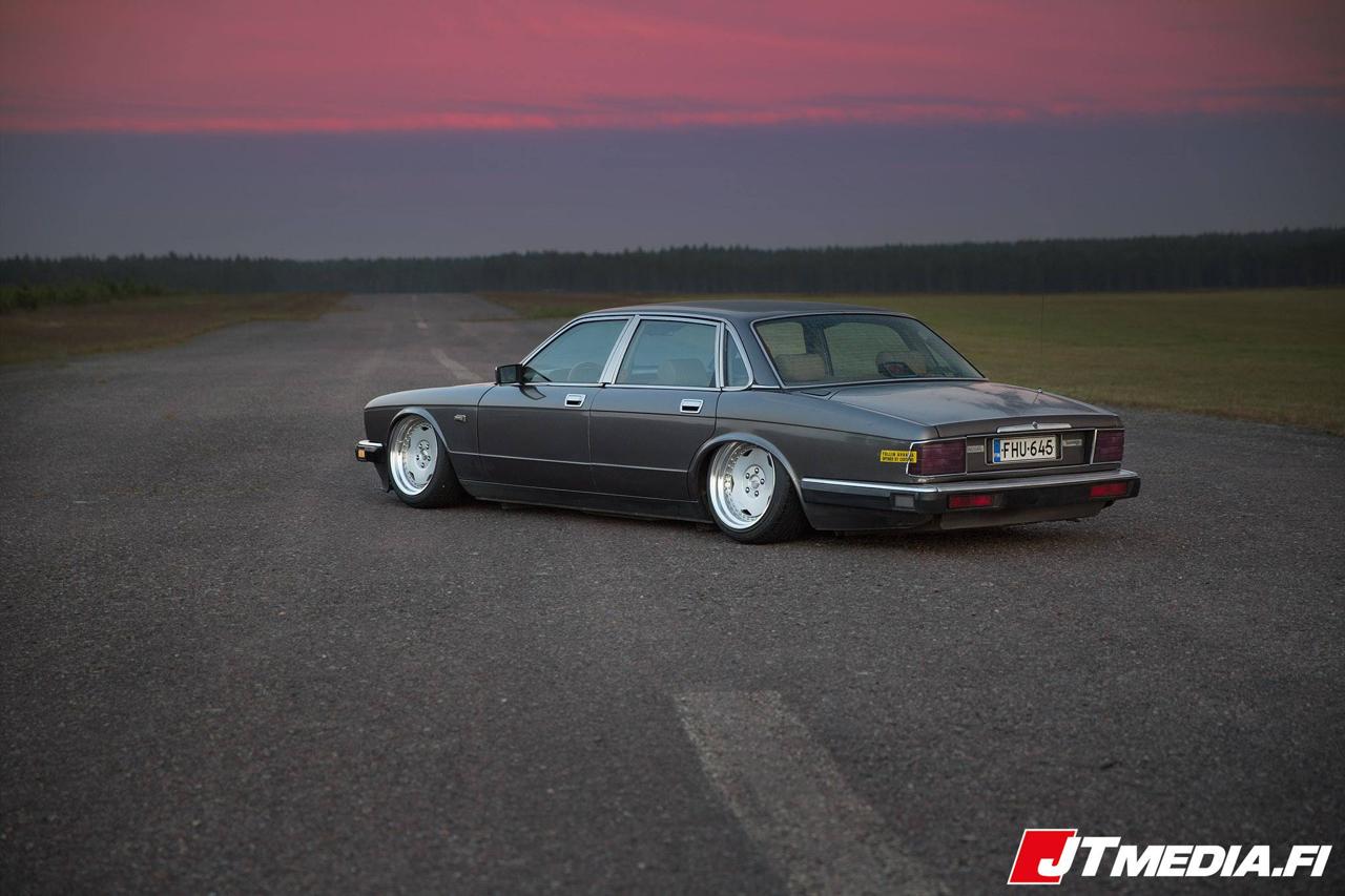 Jaguar XJ6 Sovereign - Stance save the Queen ! 24