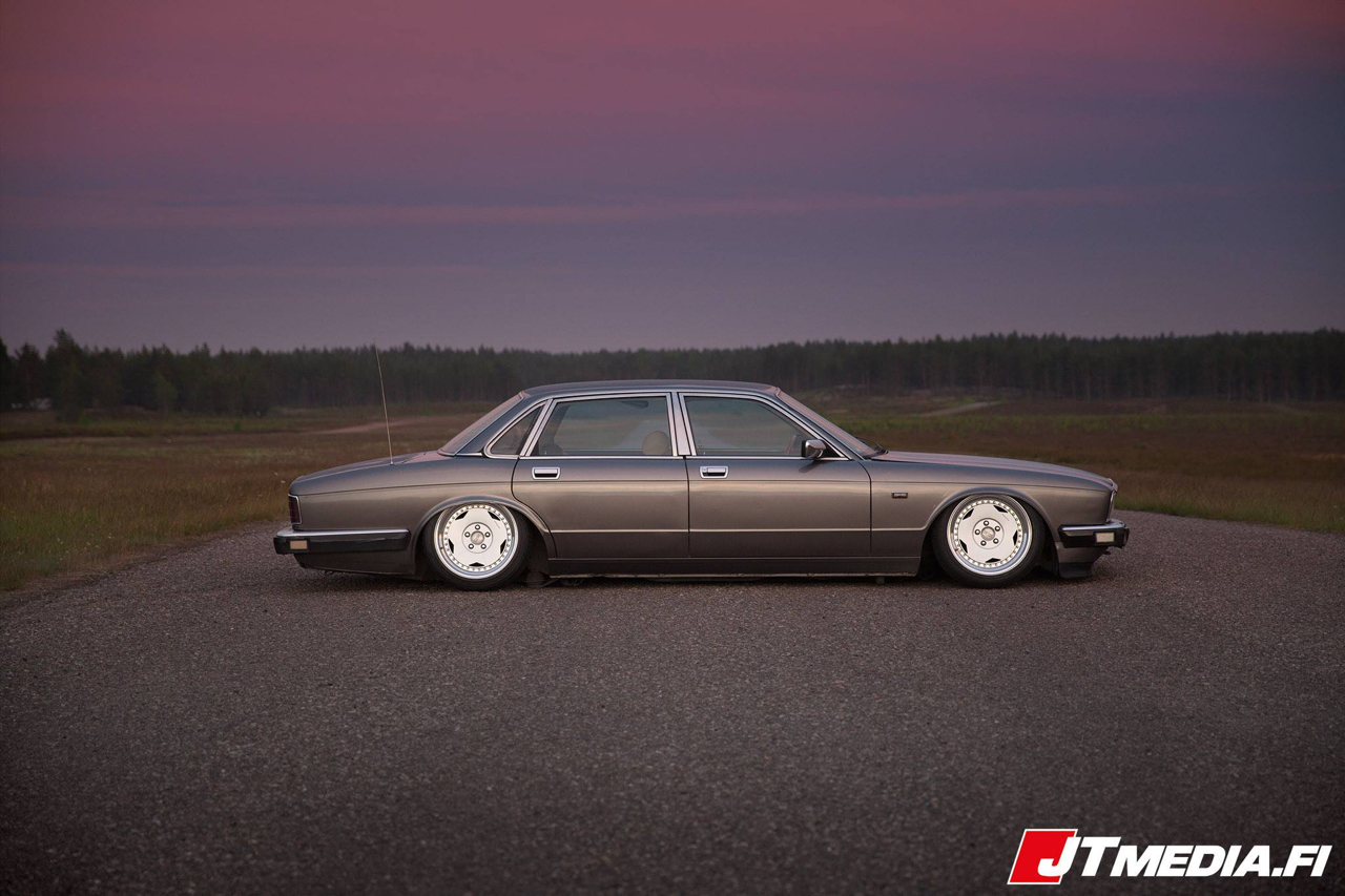 Jaguar XJ6 Sovereign - Stance save the Queen ! 36