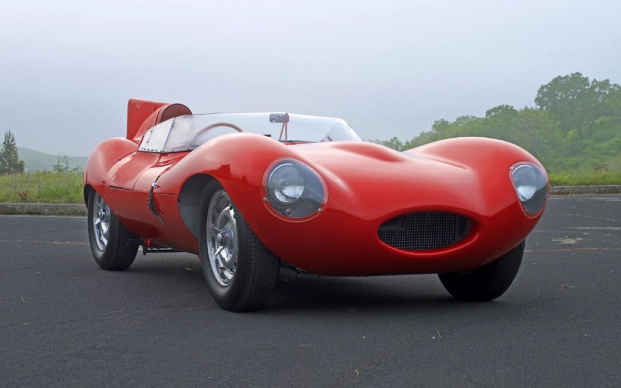 Jaguar Type D : The big red cat ! 15