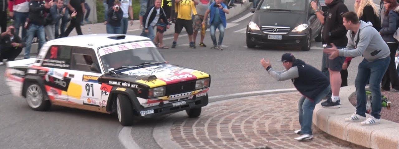 Rally Legend - Quand Lada fait le show ! 24