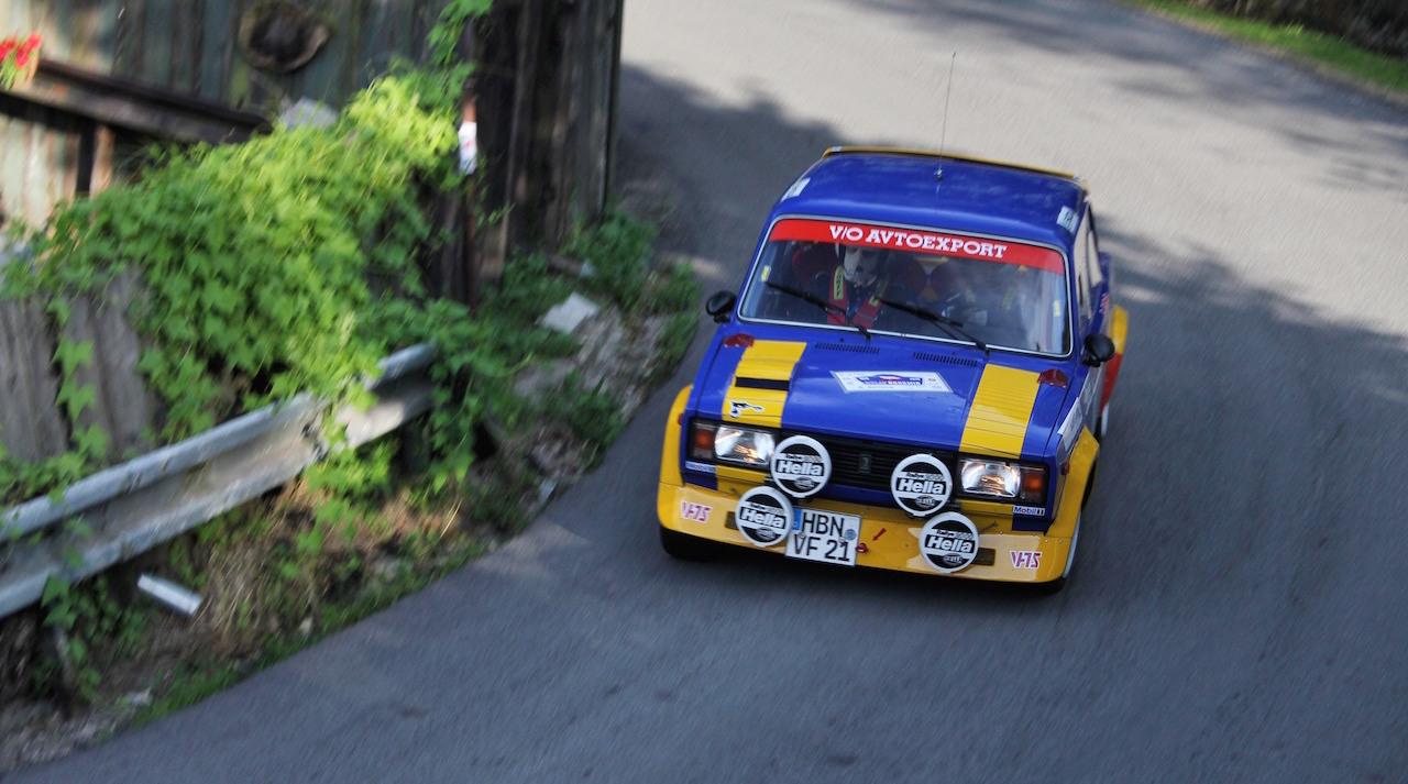 Rally Legend - Quand Lada fait le show ! 27
