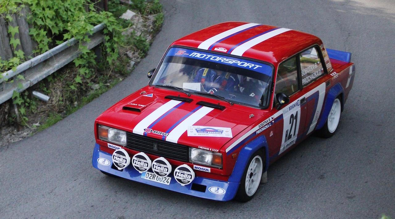 Rally Legend - Quand Lada fait le show ! 26