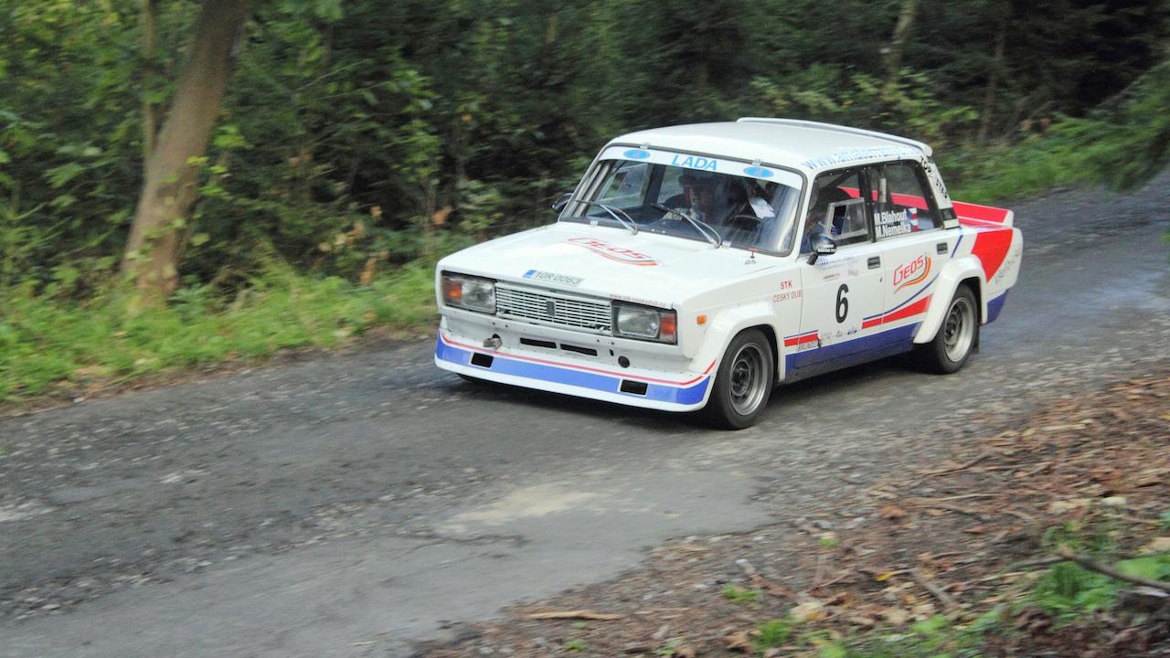 Rally Legend - Quand Lada fait le show ! 28