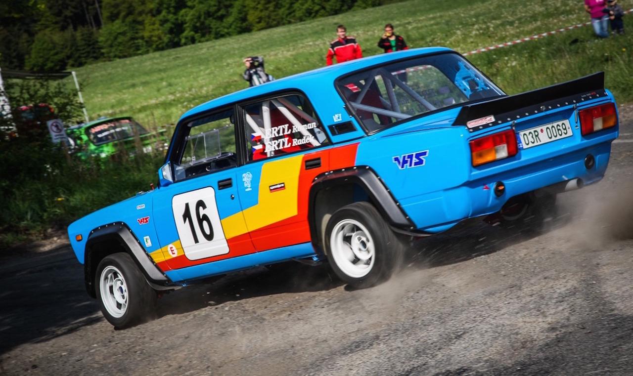 Rally Legend - Quand Lada fait le show ! 29