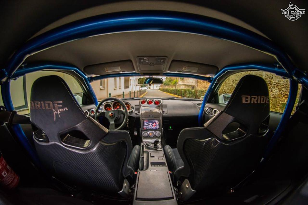 Supercharged Nissan 350Z - Jérome, un homme preZZé ! 50