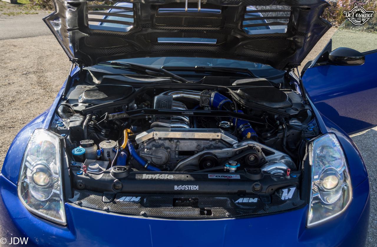 Supercharged Nissan 350Z - Jérome, un homme preZZé ! 47