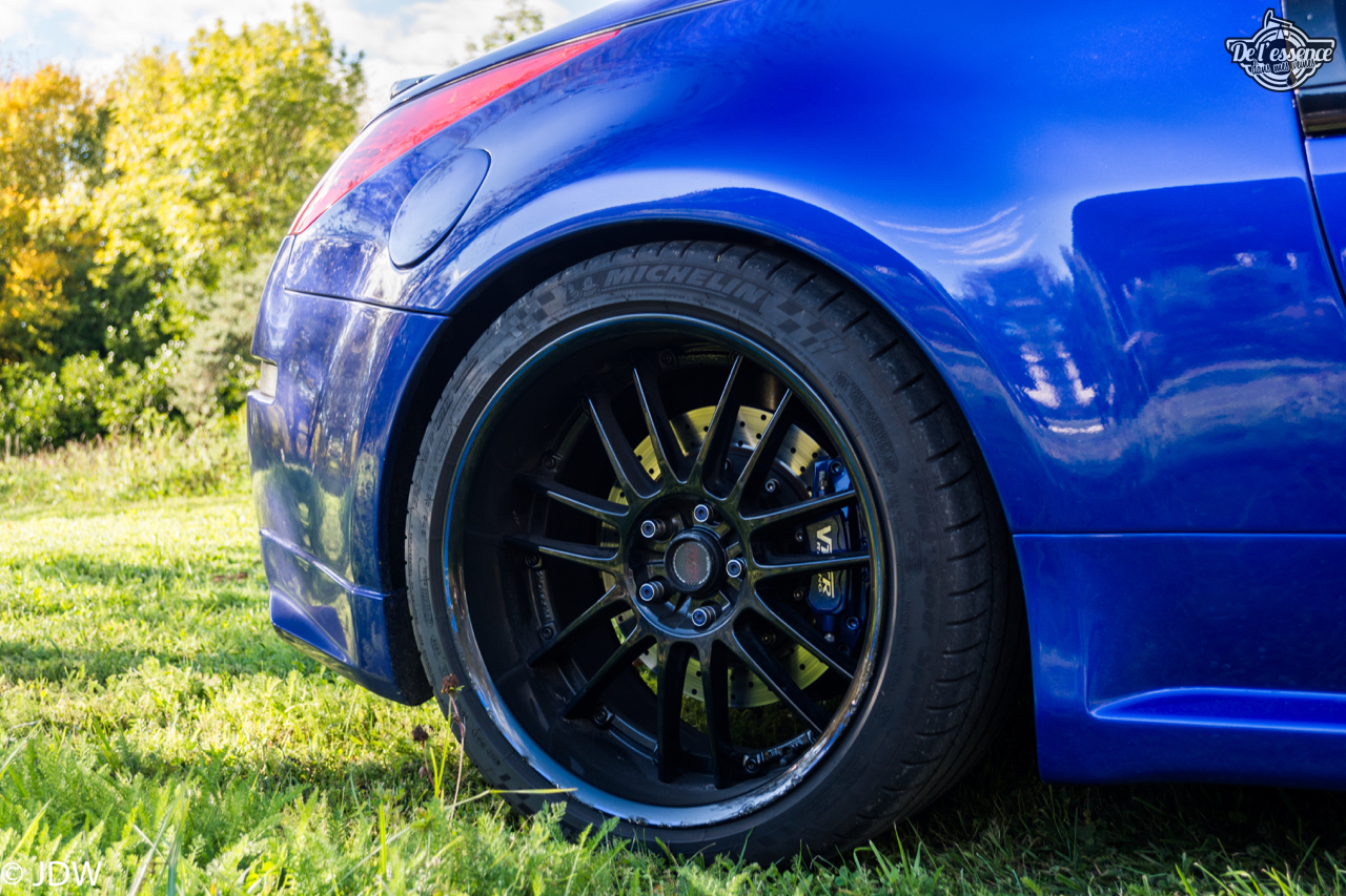 Supercharged Nissan 350Z - Jérome, un homme preZZé ! 48