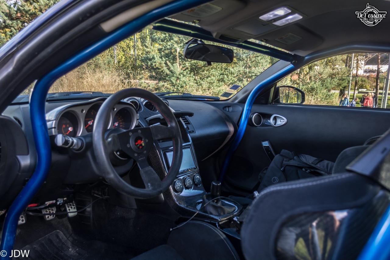 Supercharged Nissan 350Z - Jérome, un homme preZZé ! 42