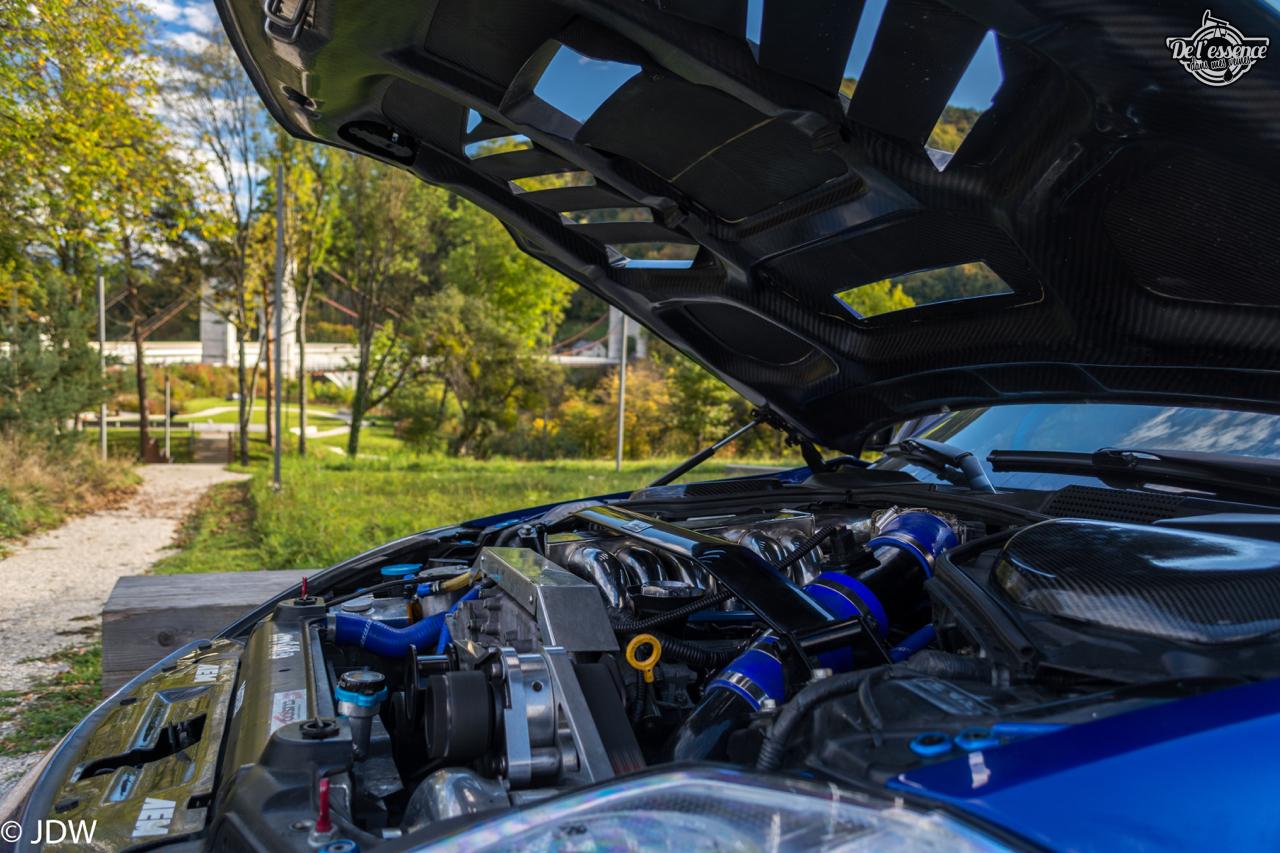 Supercharged Nissan 350Z - Jérome, un homme preZZé ! 41
