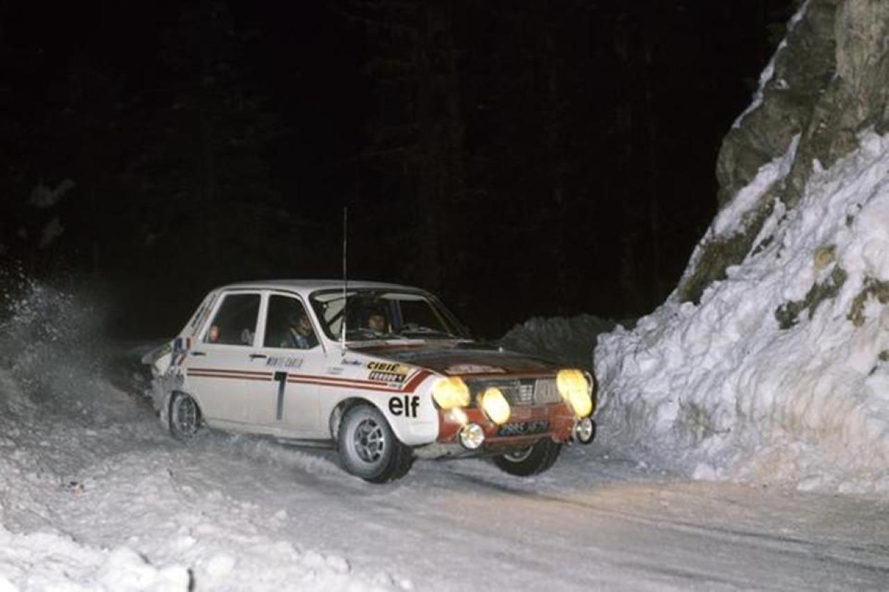 Renault 12 TS : Sauvée de la rouille pour jouer à Ragnotti 6