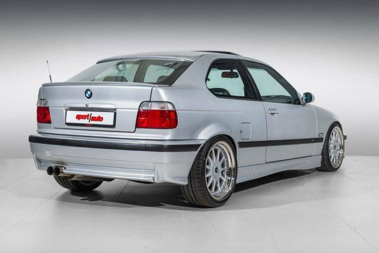 BMW Compact E36... V12 ! By Racing Dynamics 29
