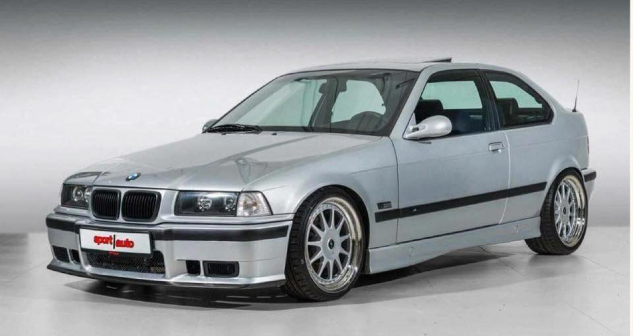 BMW Compact E36... V12 ! By Racing Dynamics 32