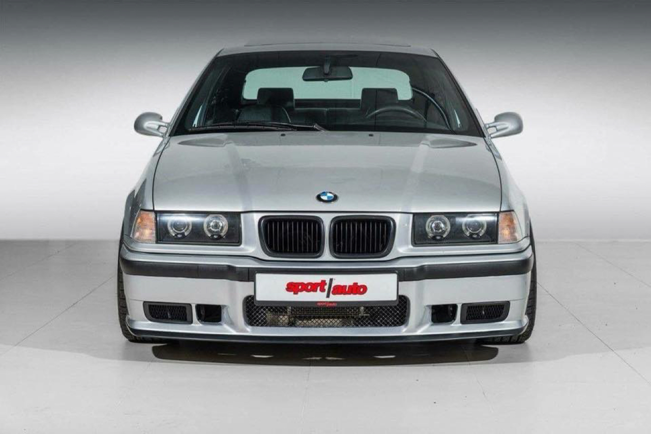 BMW Compact E36... V12 ! By Racing Dynamics 24