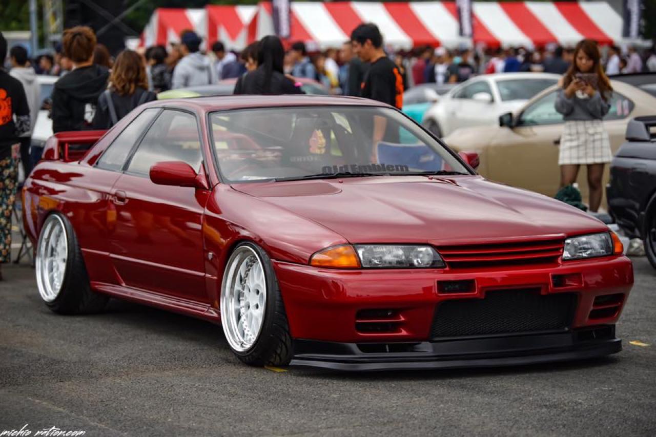 Takumi's Skyline R32 GTR - Le rouge, ça va plus vite ! 15