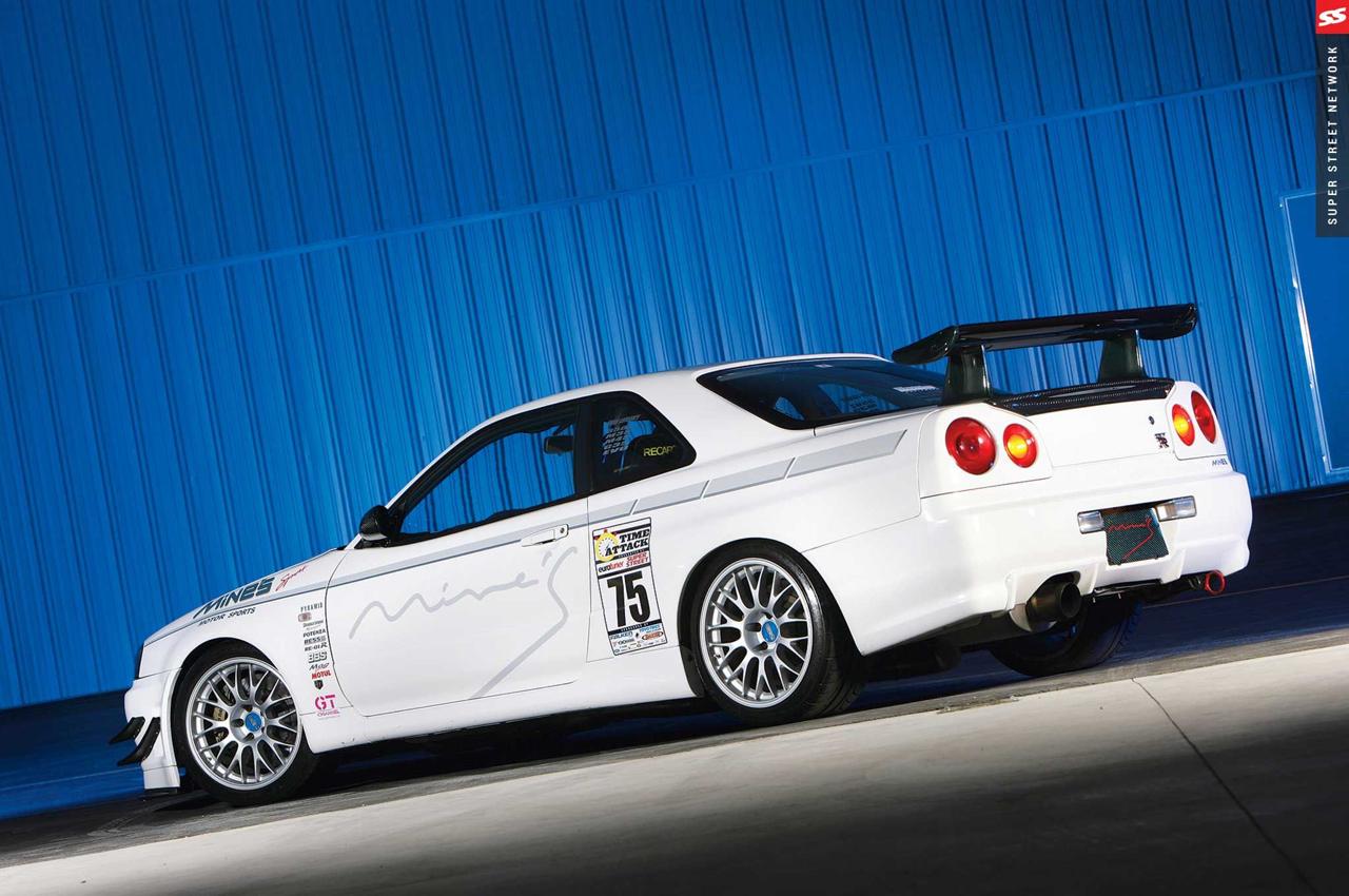 Toyota Supra Amuse vs Mine's BNR34 : Life is Gran Turismo... 10