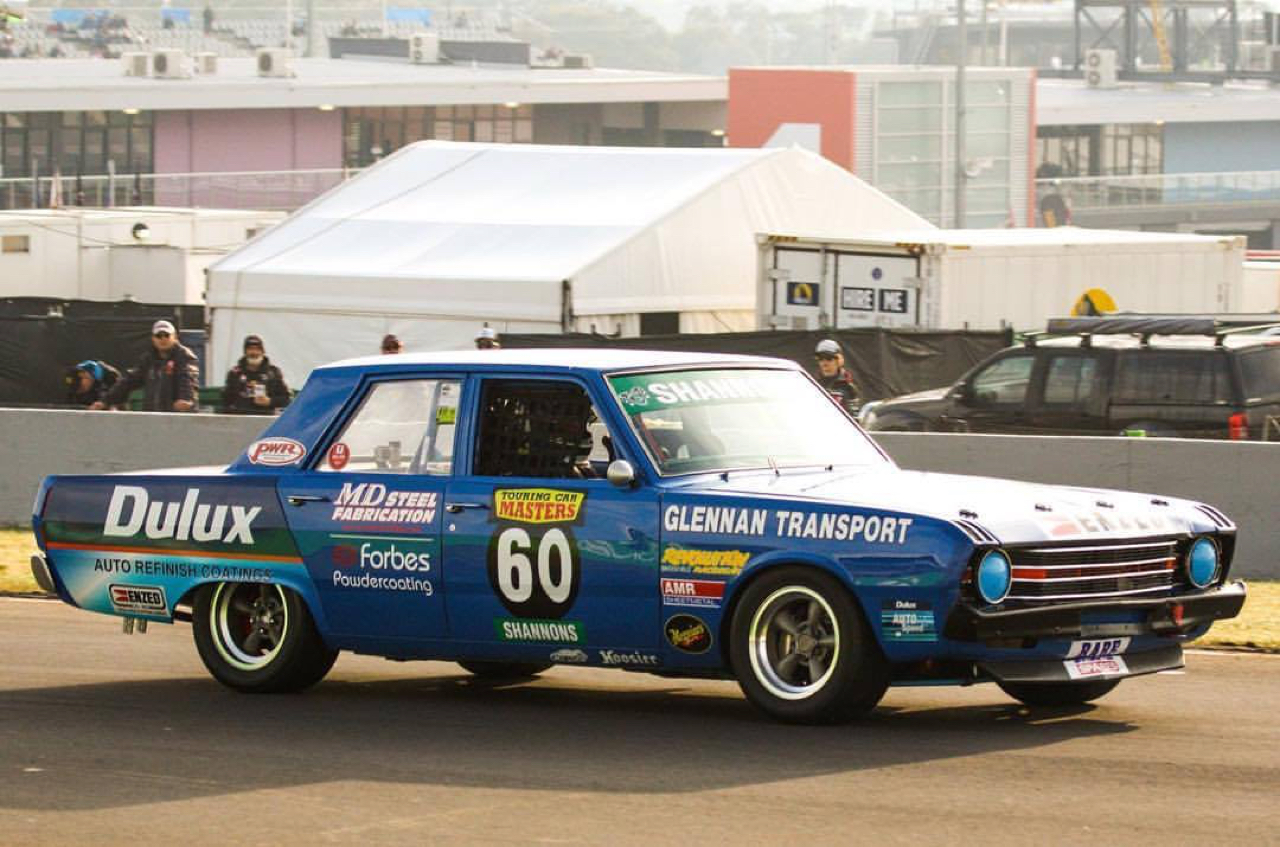 Australian Muscle Cars Targa... Show & chaud ! 11