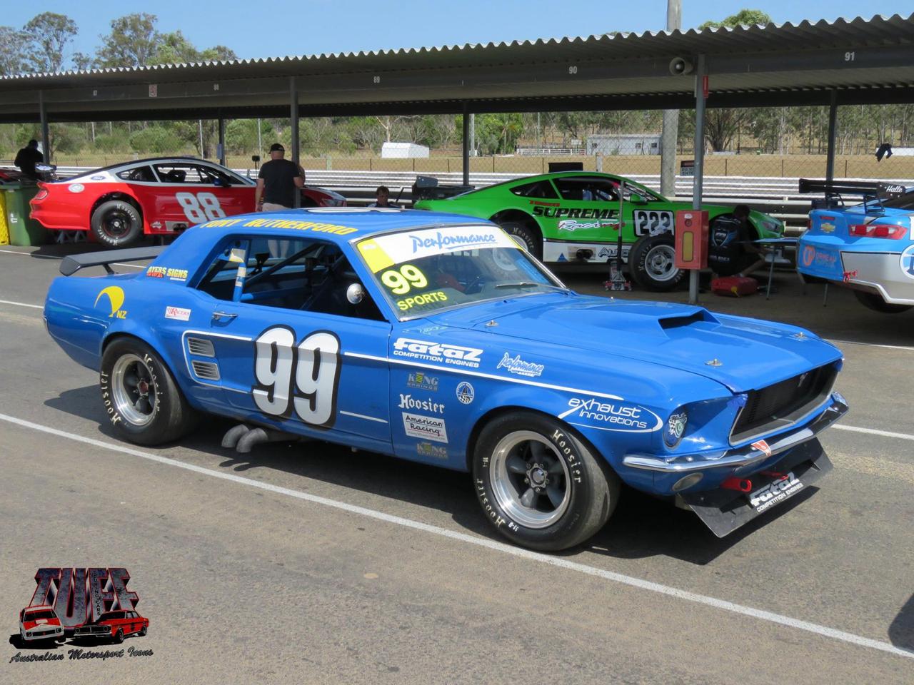 Australian Muscle Cars Targa... Show & chaud ! 13
