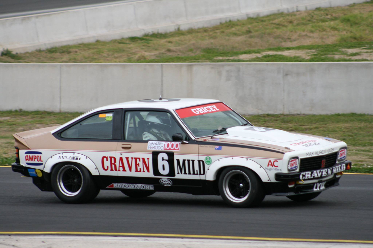 Australian Muscle Cars Targa... Show & chaud ! 14
