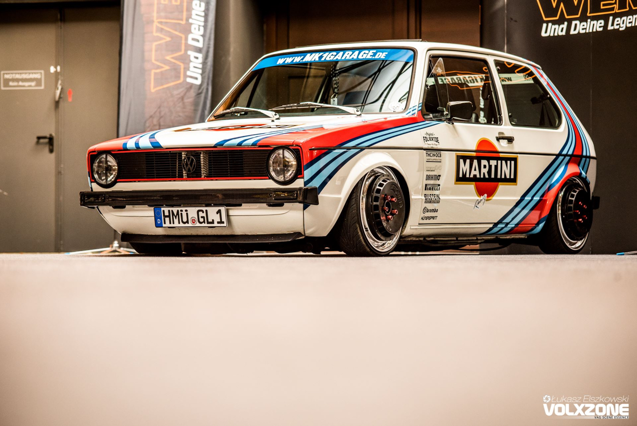 VW Golf 1 : Un p'tit coup de Martini ? 6