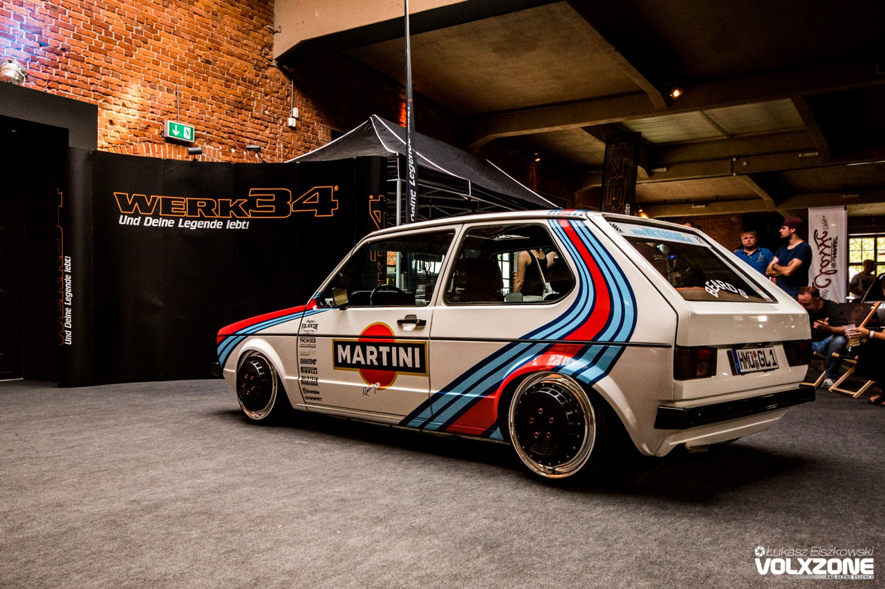 VW Golf 1 : Un p'tit coup de Martini ? 12