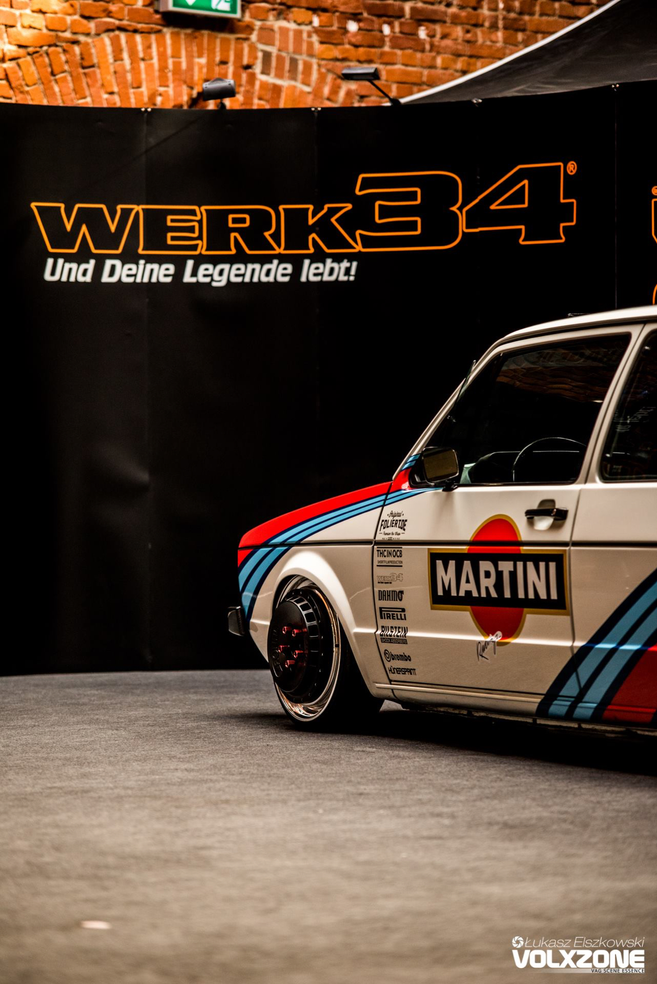 VW Golf 1 : Un p'tit coup de Martini ? 3