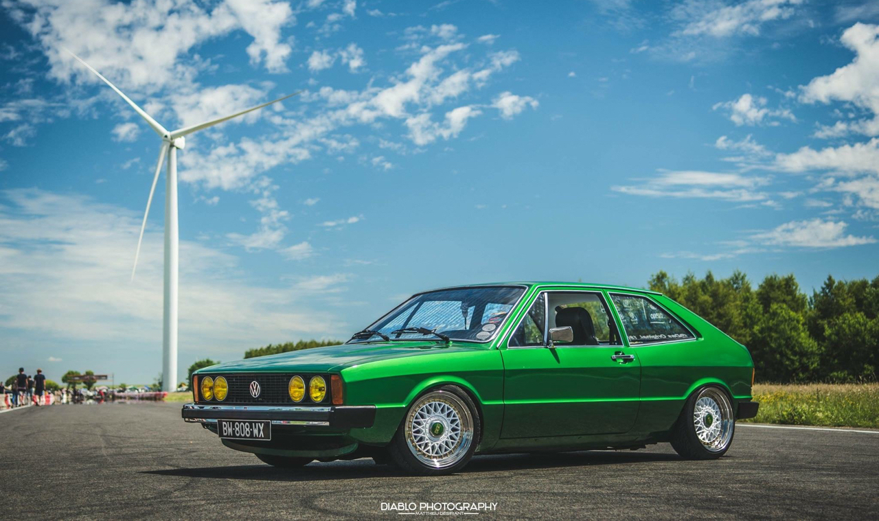 '75 VW Scirocco - Steven Young ! 56