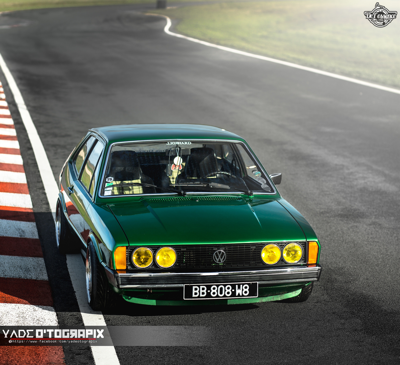 '75 VW Scirocco - Steven Young ! 41