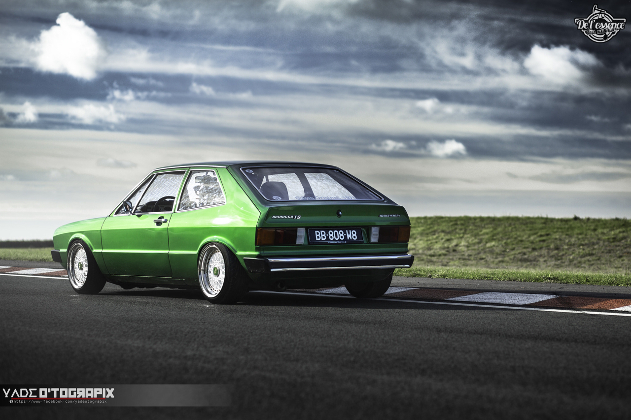 '75 VW Scirocco - Steven Young ! 43