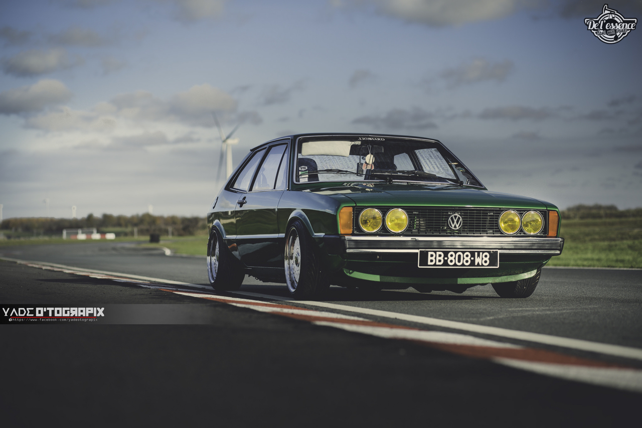 '75 VW Scirocco - Steven Young ! 45