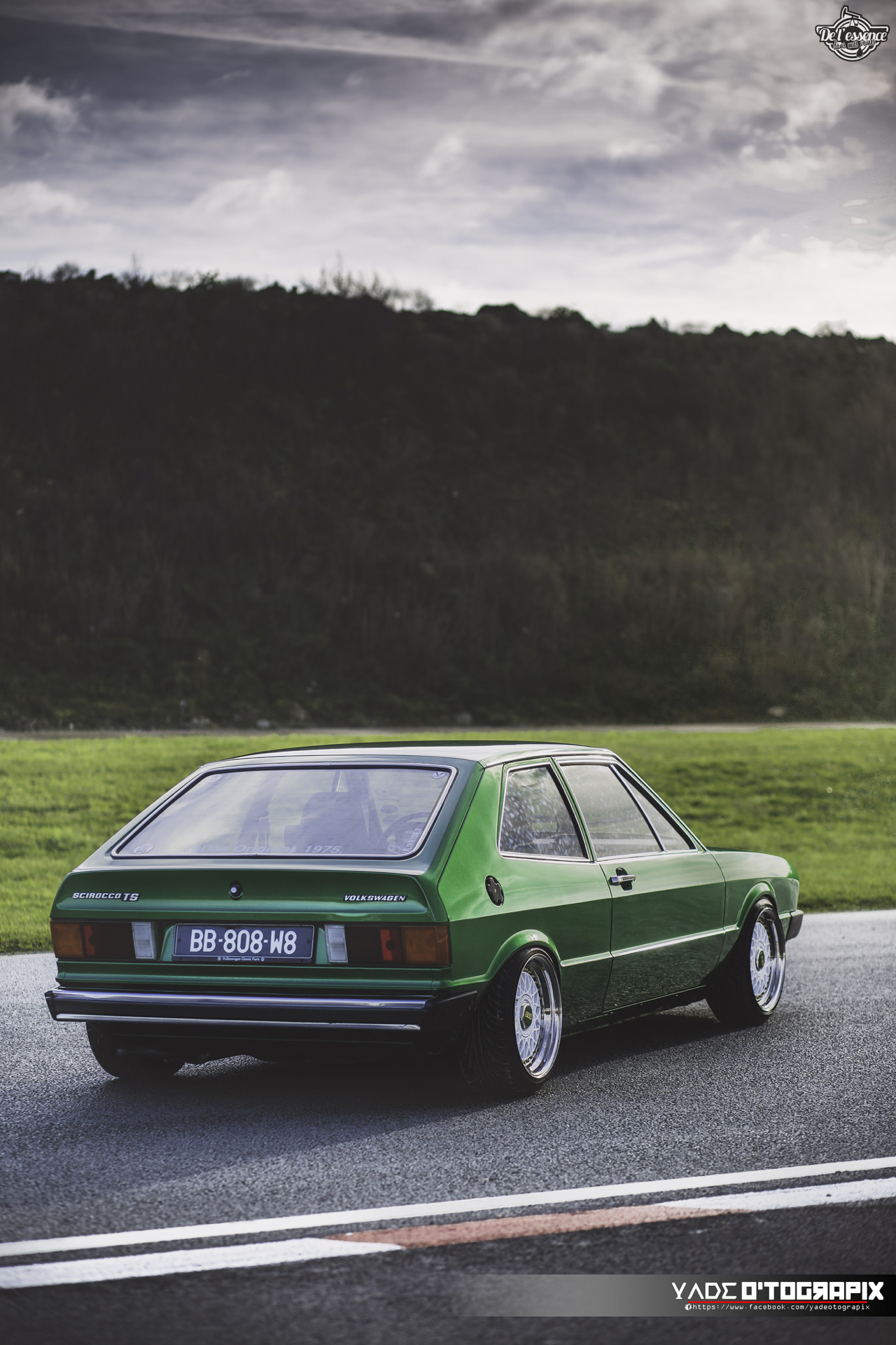 '75 VW Scirocco - Steven Young ! 50