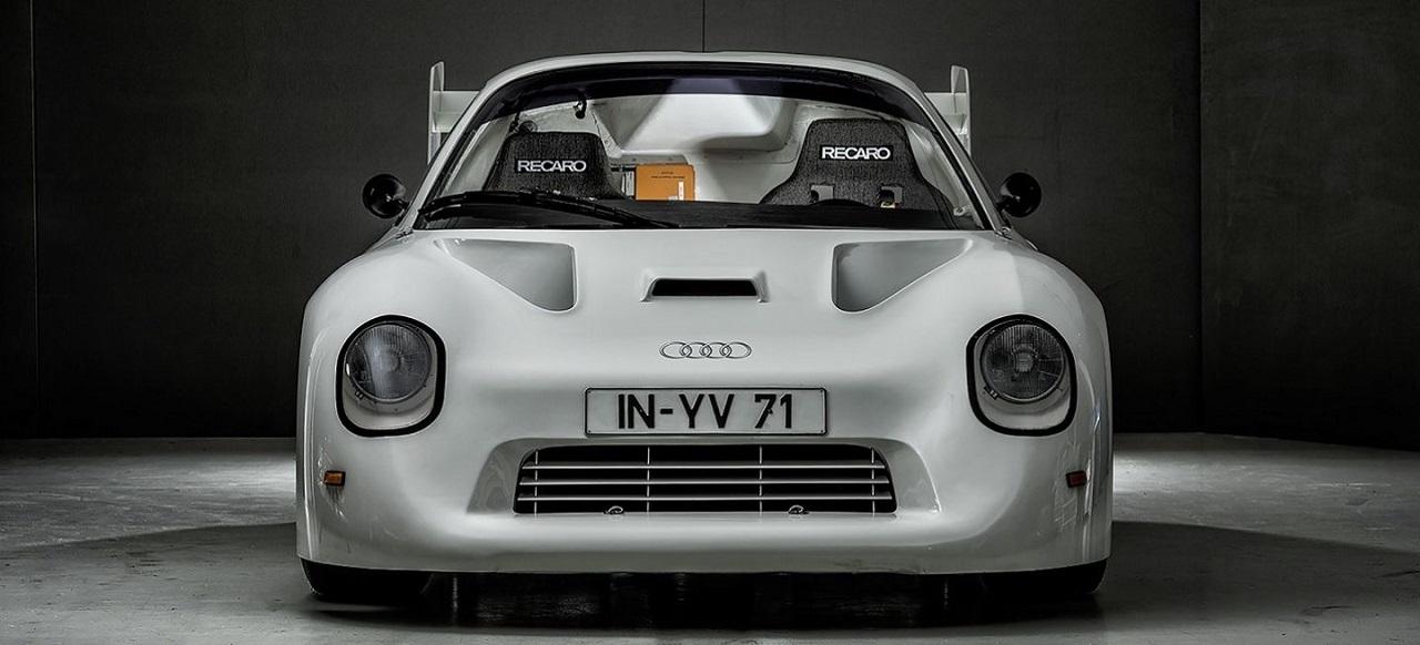 Engine Sound : Audi Sport Quattro RS 002 - Rescapée du Groupe S ! 1