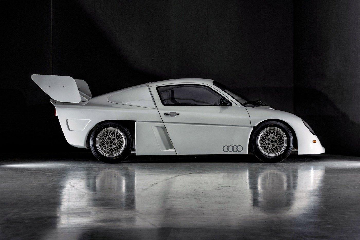 Engine Sound : Audi Sport Quattro RS 002 - Rescapée du Groupe S ! 9