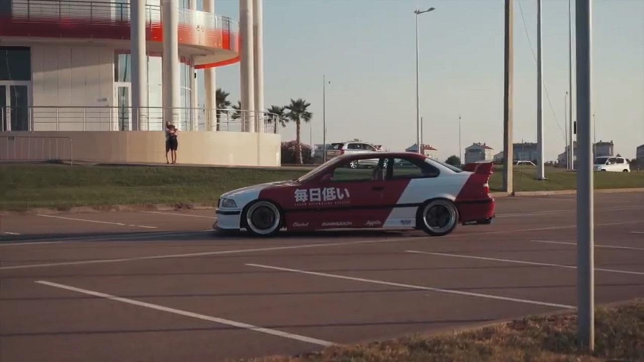 BMW E36 Turbo - World Tour ! 20