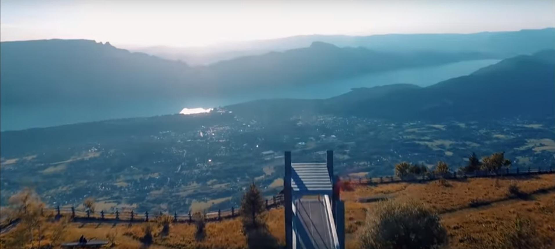 Chick N'Run - Course poursuite sur les routes de Savoie ! 11