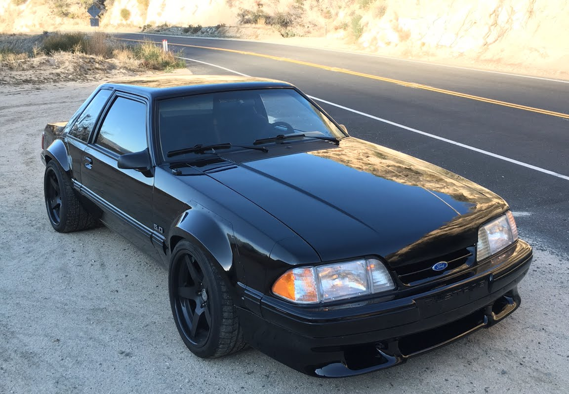 '88 Ford Mustang - FoxWide Body ! 24