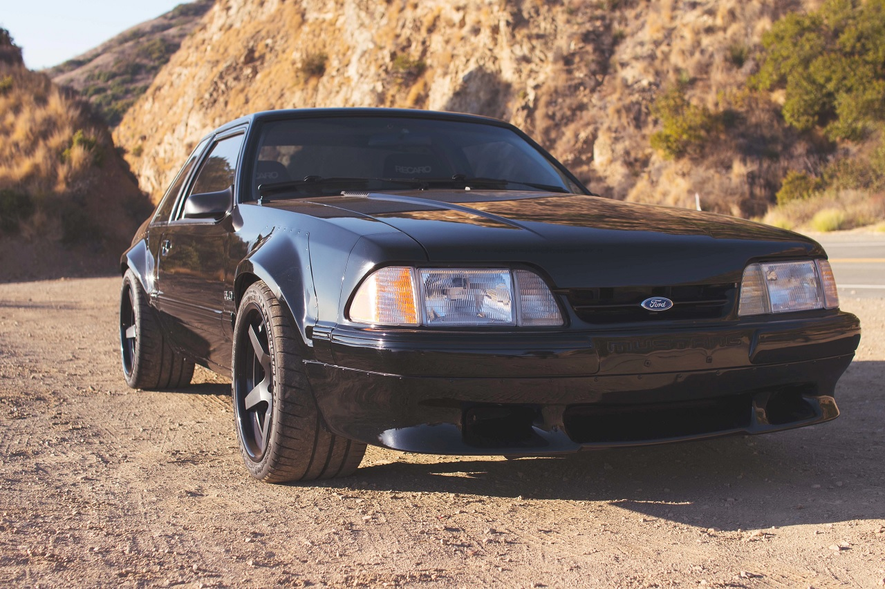 '88 Ford Mustang - FoxWide Body ! 23
