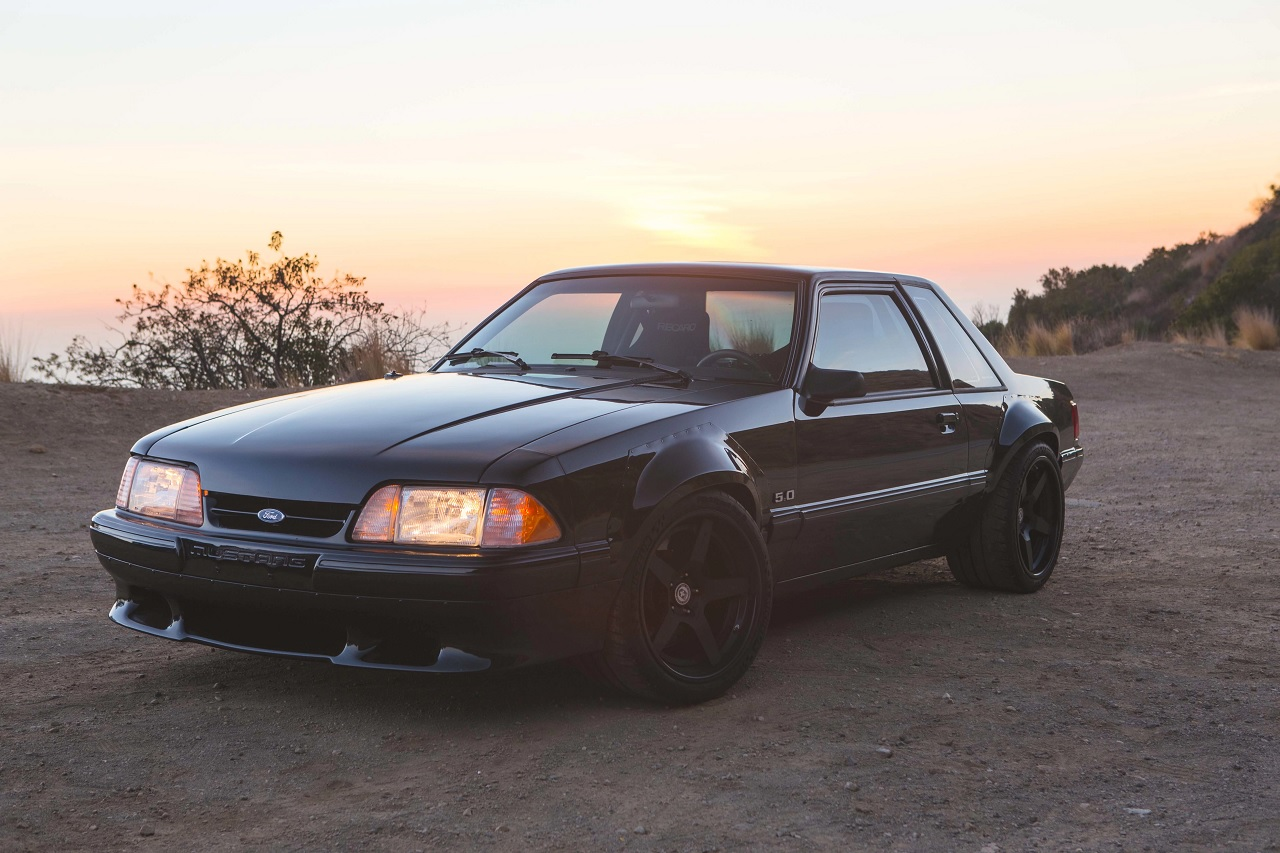 '88 Ford Mustang - FoxWide Body ! 14
