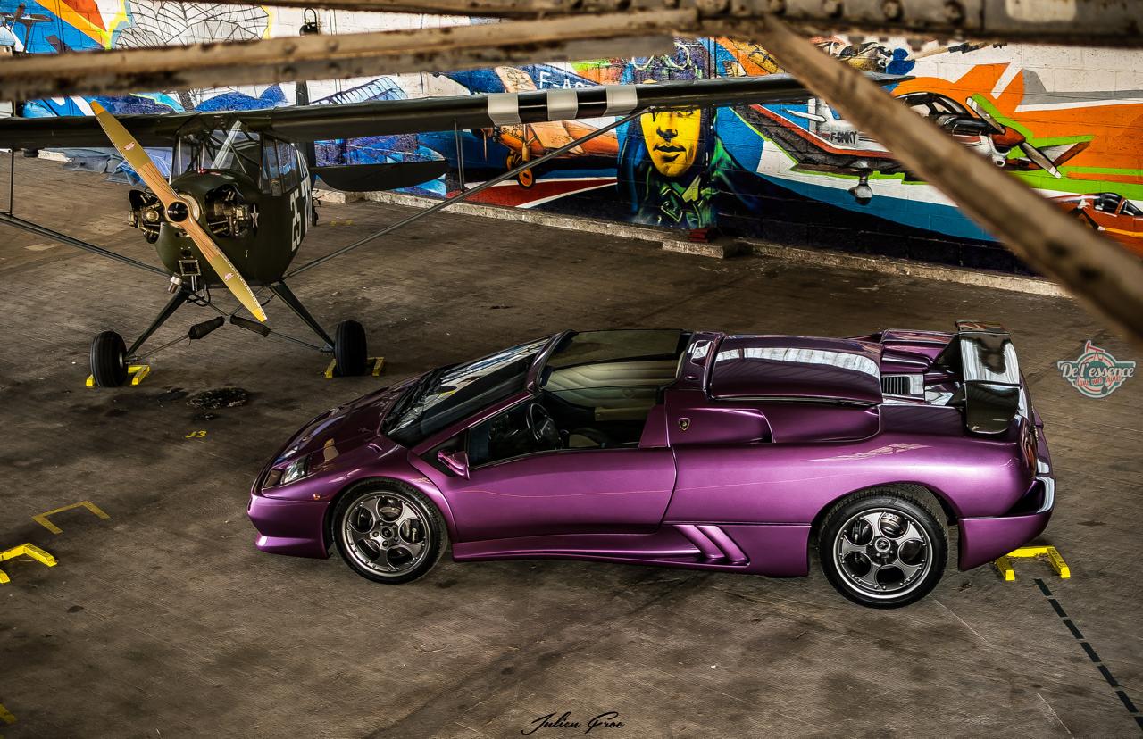 """Lamborghini Diablo VT Roadster - """"Ouch, c'est quoi ce truc ?!"""" 1"""