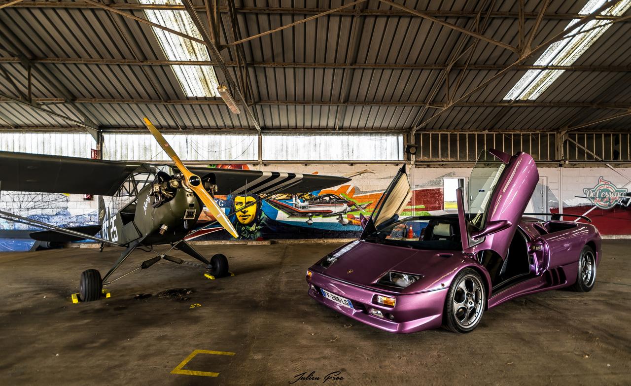 """Lamborghini Diablo VT Roadster - """"Ouch, c'est quoi ce truc ?!"""" 2"""